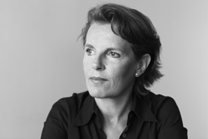 photographic portrait of architect Annabelle Selldorf